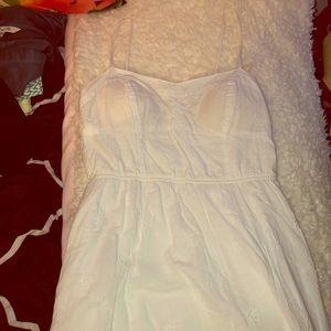 Dresses & Skirts - White spaghetti strap dress